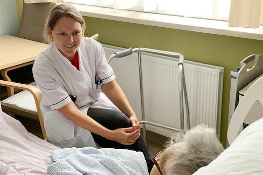 <p>Specialist aan het woord<br />Linda Grossfeldt, geriater<br /><br /></p>
