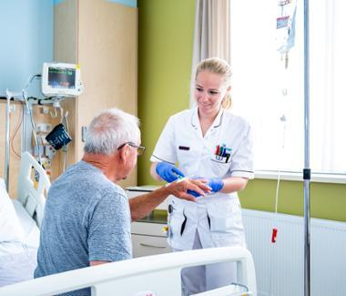 Verpleegkundige interne geneeskunde (21-090)